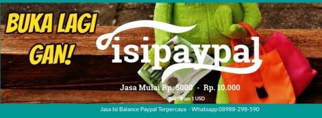 Now Open ! Jasa Isi Balance dan Jasa BayarEbay.com
